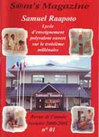 Sam's-Mag-2000-2001